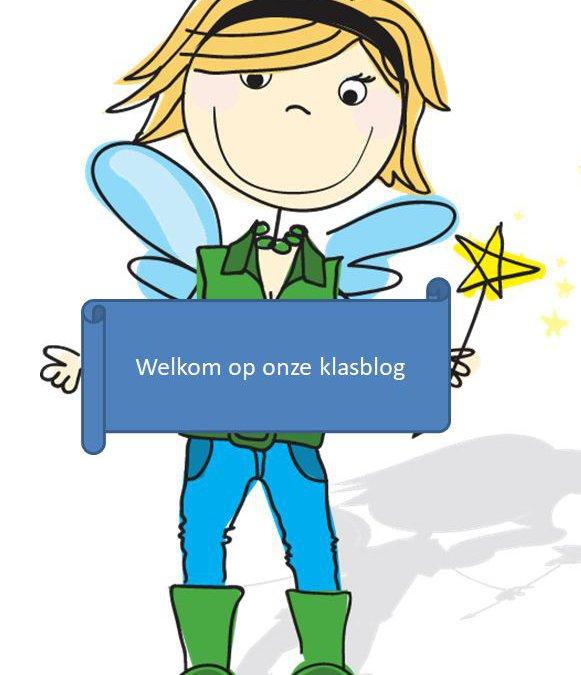 Welkom op onze klasblog