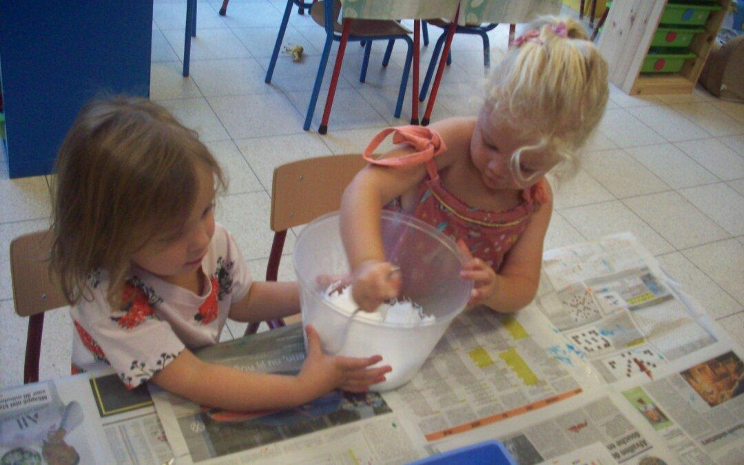 neusjes snuiten, handjes wassen (deel 2)