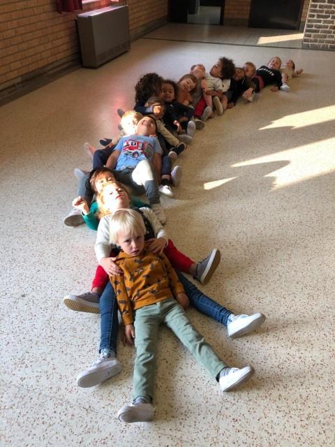 Kermis in ons schooltje!