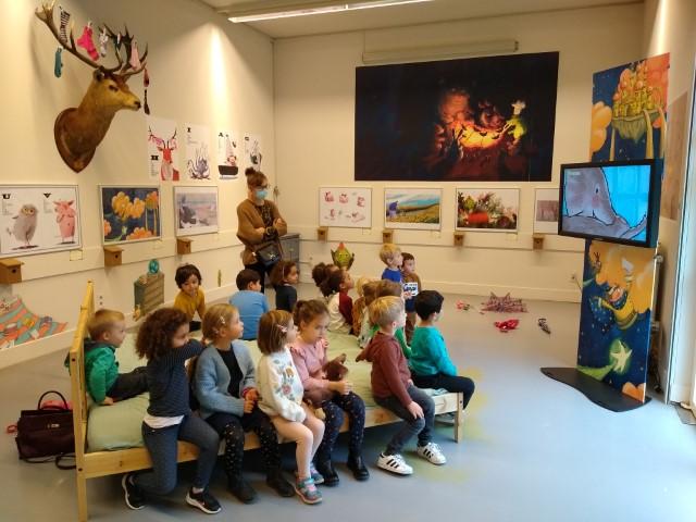Tentoonstelling: 'Kleurboel' in het Stadsmus